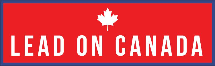 lead on canada logo
