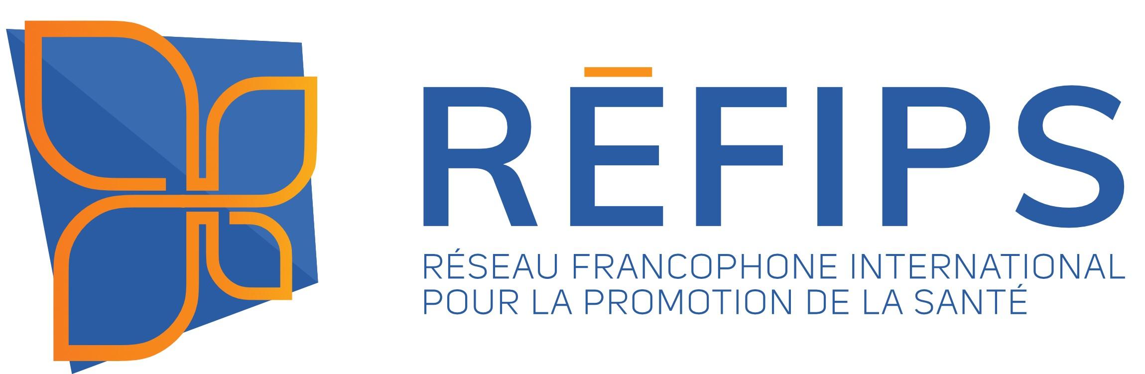 Réseau francophone international pour la promotion de la sante (RÉFIPS) – section des Ameriques - Logo