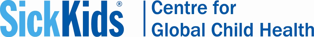 SickKids Centre for Global Child Health - Logo