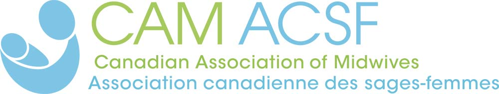 Canadian Association of Midwives - Logo