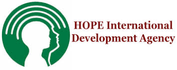HOPE International Development Agency - Logo