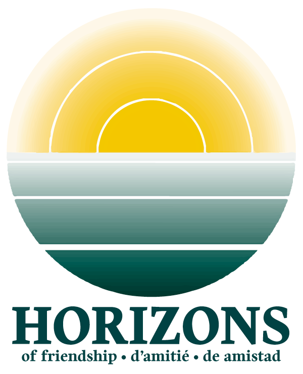 Horizons of Friendship - Logo