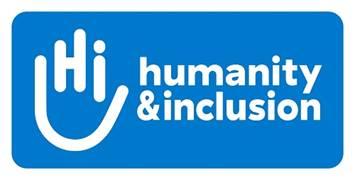 Humanity & Inclusion Canada - Logo