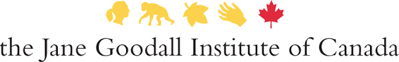 The Jane Goodall Institute of Canada - Logo
