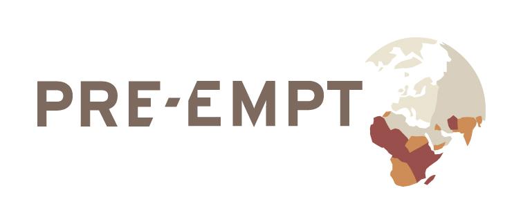 PRE-EMPT - Logo