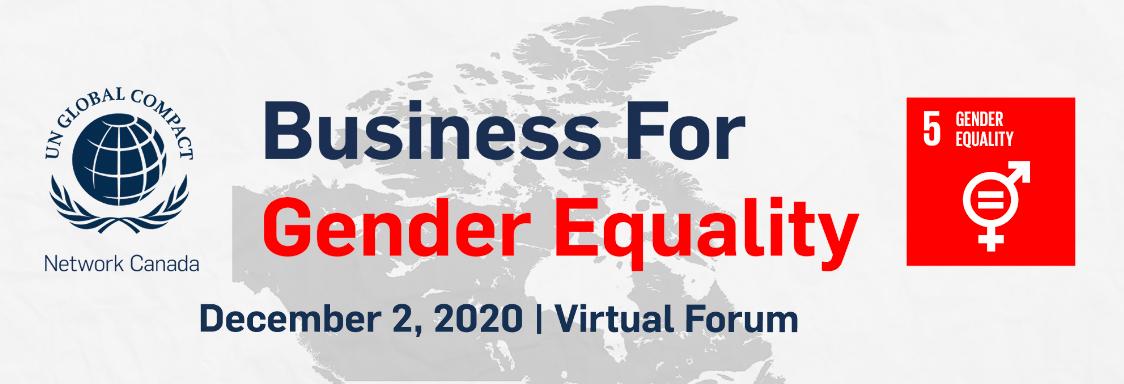 Business for Gender Equality 2020