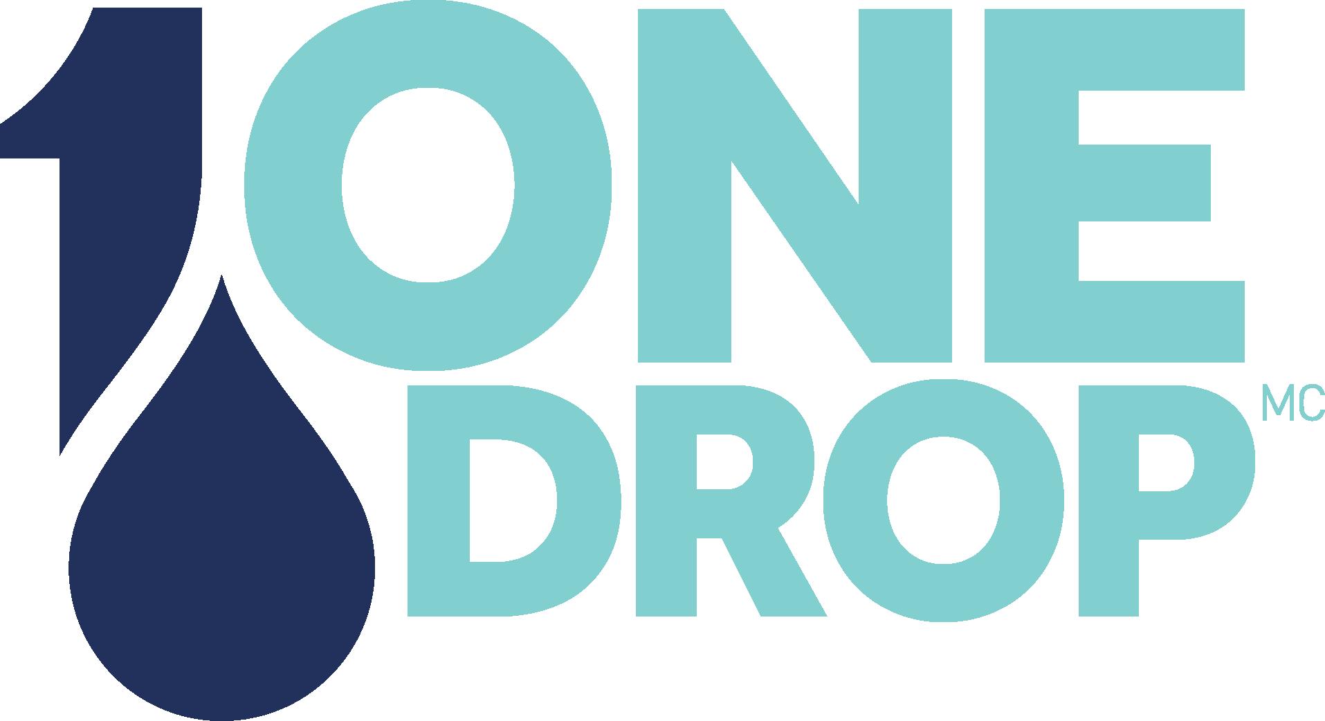 One Drop Foundation - Logo