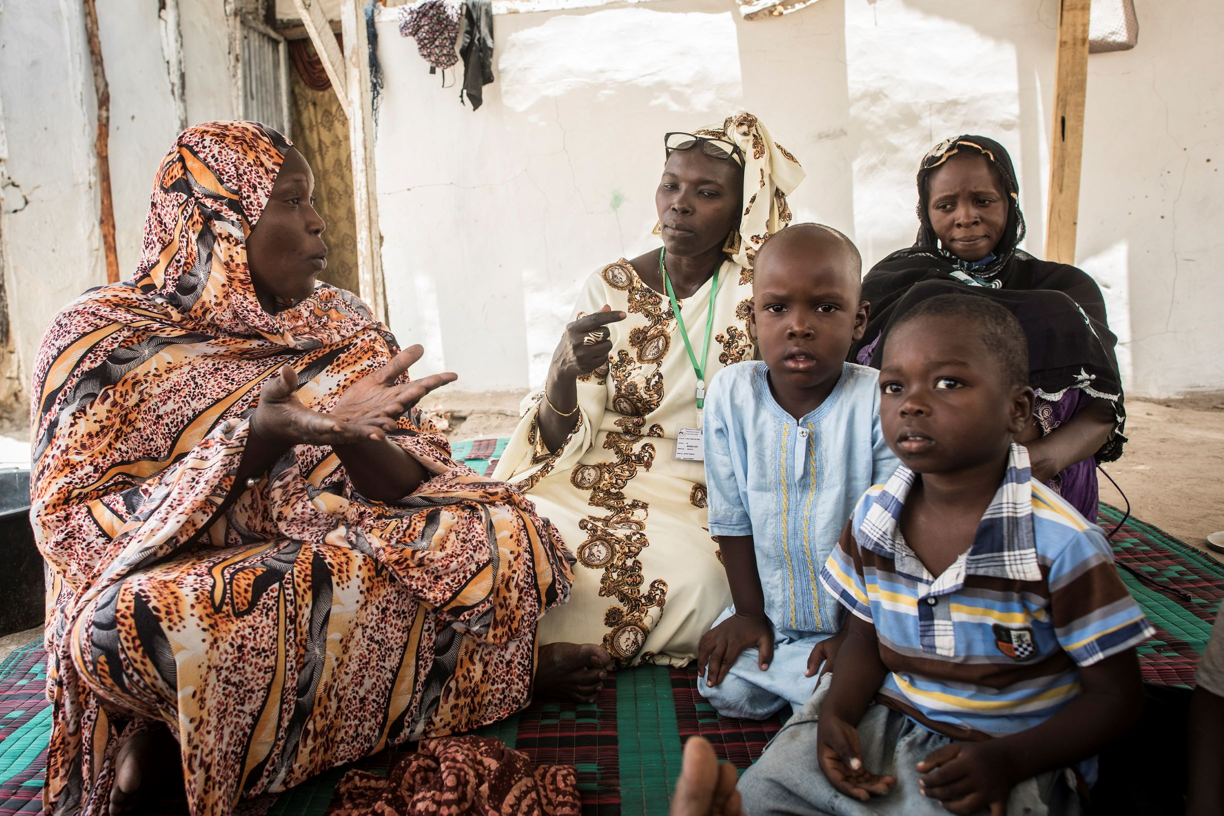 Access to maternal, adolescent and child health services in Senegal: mobilization of the Bajenu Gox, neighborhood aunties