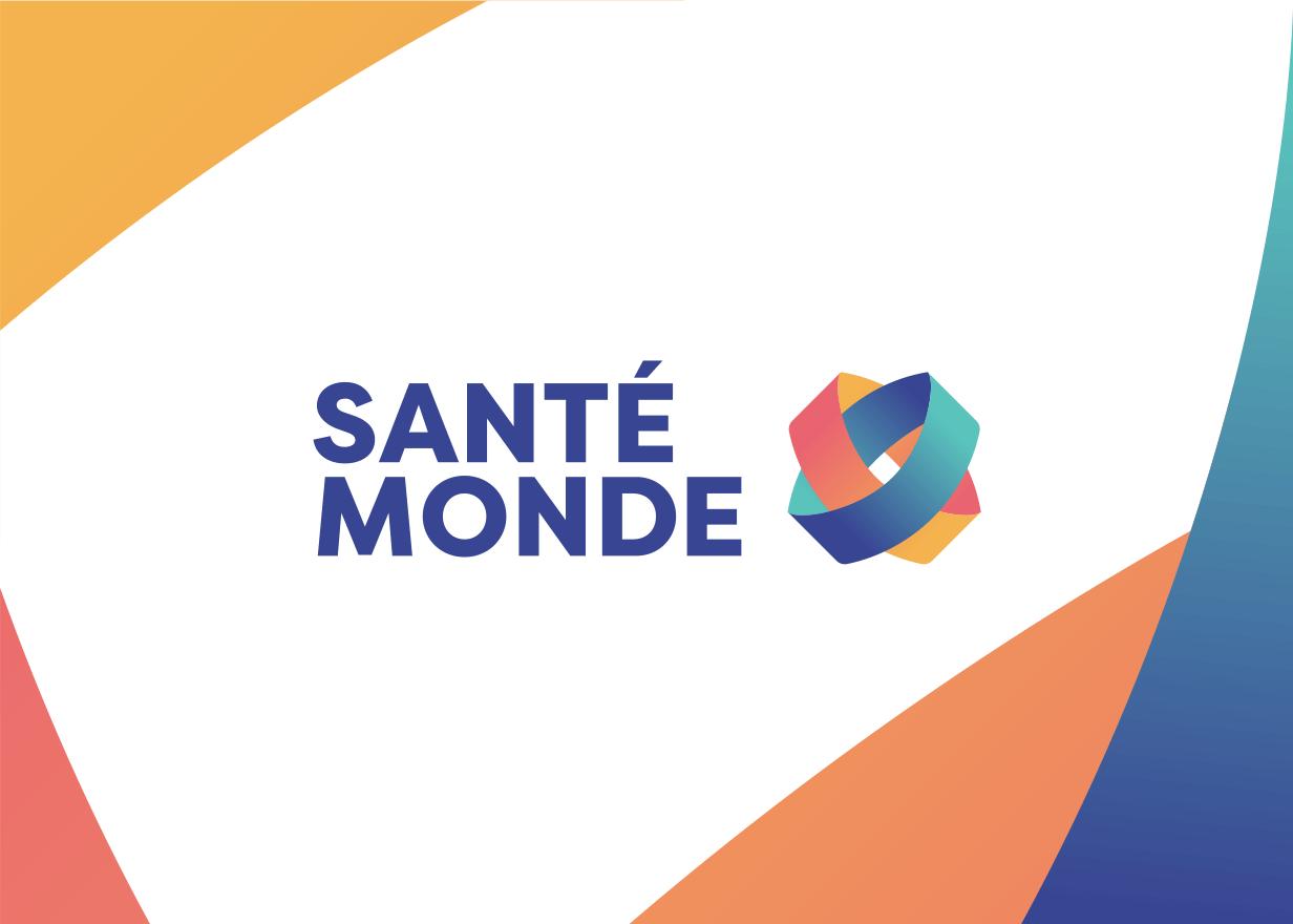 Santé Monde - Logo